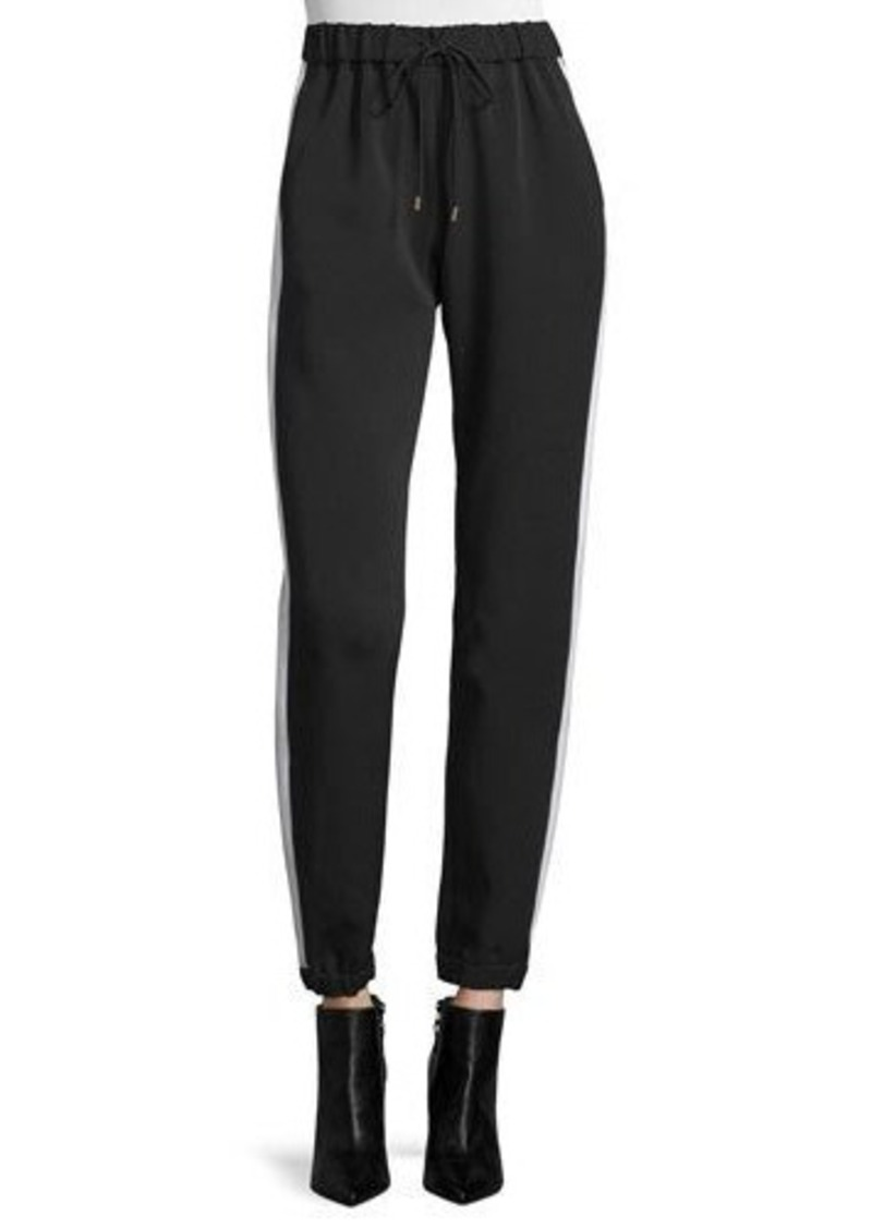 MICHAEL Michael Kors Side-Stripe Track Pants