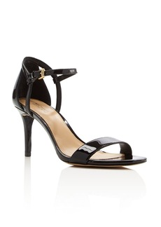 MICHAEL Michael Kors Simone Ankle Strap High Heel Sandals