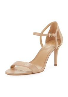 MICHAEL Michael Kors Simone Mid-Heel Minimalist Sandal