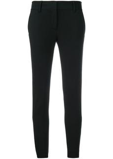 Michael Michael Kors skinny cropped trousersa - Black