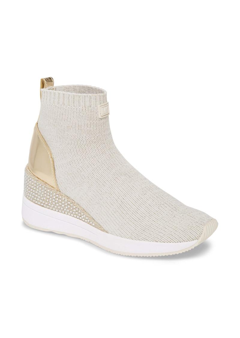 MICHAEL Michael Kors Skyler Knit Bootie (Women)