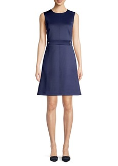 MICHAEL Michael Kors Sleeveless A-Line Dress