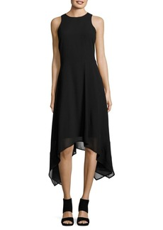 MICHAEL MICHAEL KORS Sleeveless Asymmetric Dress