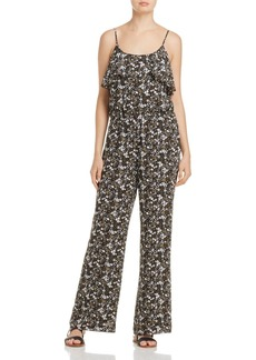 MICHAEL Michael Kors Sleeveless Printed Jumpsuit