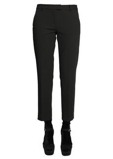 MICHAEL Michael Kors Slim Fit Cropped Trousers