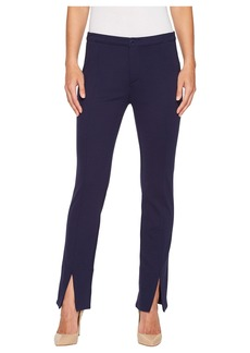 MICHAEL Michael Kors Slit Cuff Stitch Pants
