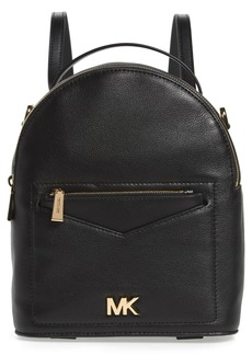 MICHAEL Michael Kors Small Jessa Leather Convertible Backpack