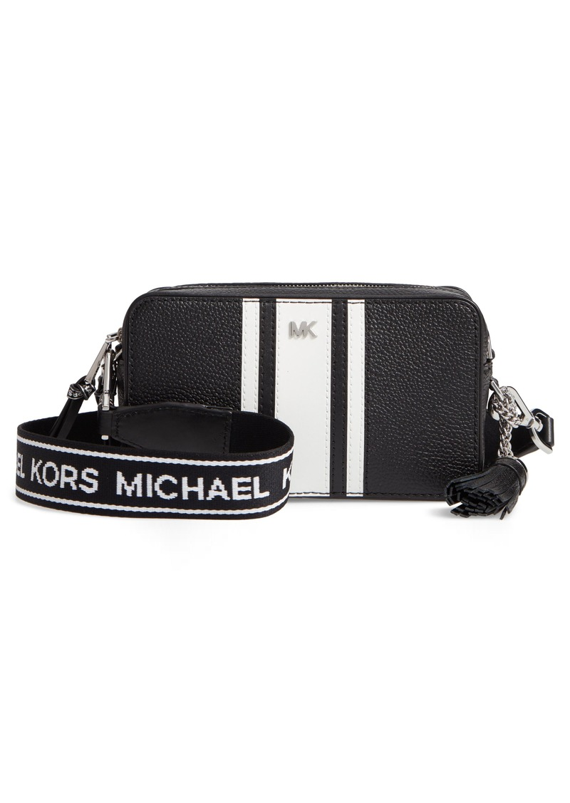 739dff298a1d MICHAEL Michael Kors MICHAEL Michael Kors Small Leather Camera Bag ...