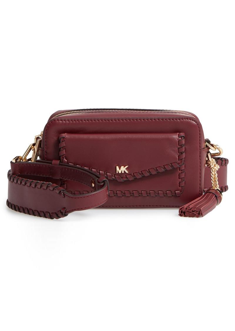 e78e7e46eeed MICHAEL Michael Kors MICHAEL Michael Kors Small Leather Camera Bag ...