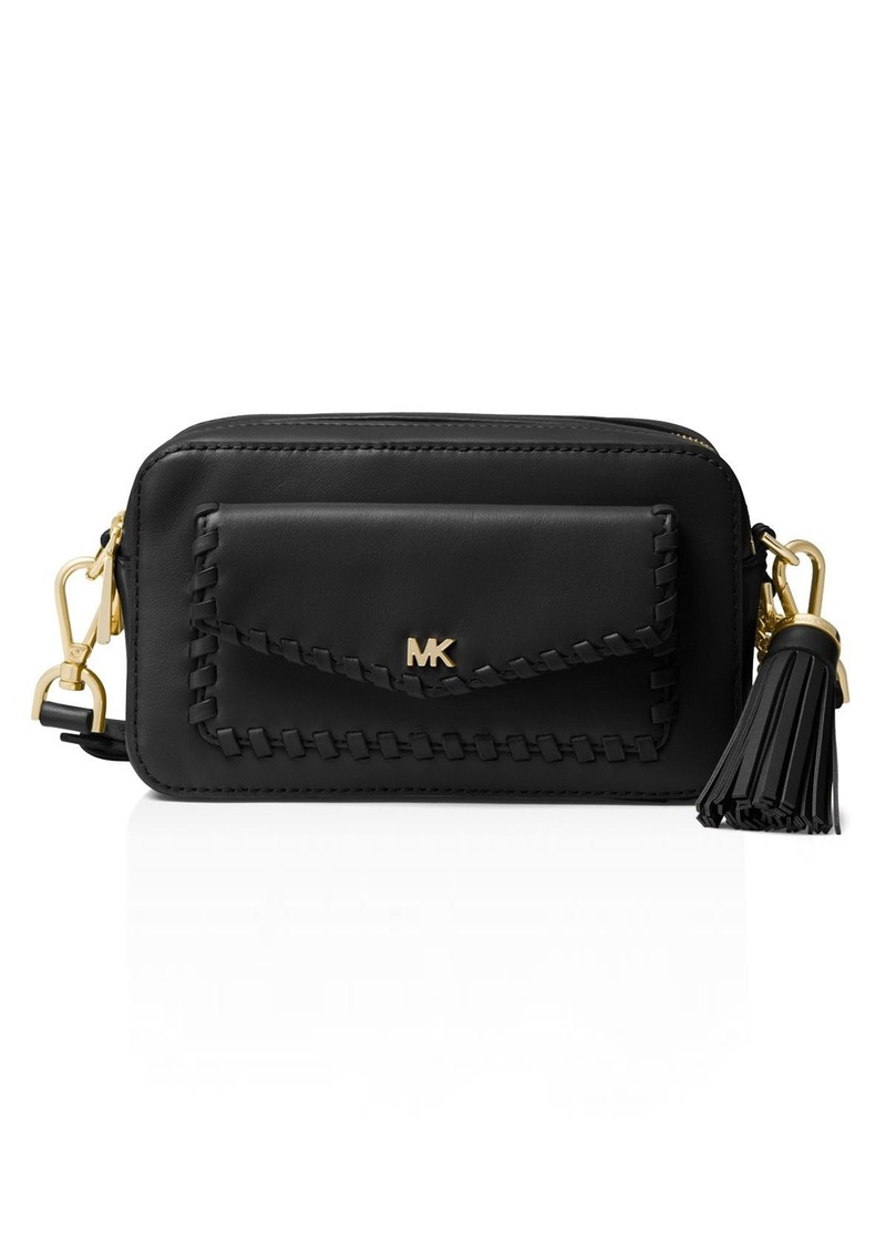 f39ab49a5866 MICHAEL Michael Kors MICHAEL Michael Kors Small Leather Pocket ...