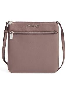 MICHAEL Michael Kors 'Small Riley' Leather Crossbody Bag