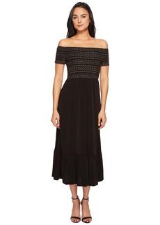 Smock Bodice Dress