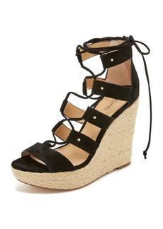 MICHAEL Michael Kors Sofia Wedge Sandals