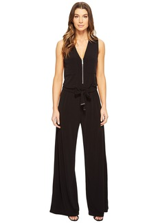 MICHAEL Michael Kors Solid Jumpsuit with Pockets