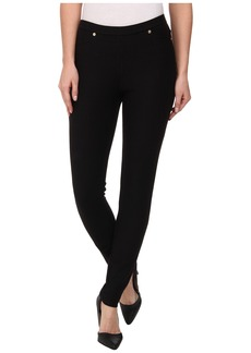 MICHAEL Michael Kors Solid Pull On Leggings
