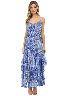 MICHAEL Michael Kors Sorrento Flutter Dress