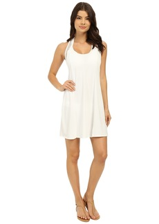 MICHAEL Michael Kors Sporty Mesh Paneled Cover-Up