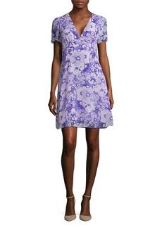 MICHAEL MICHAEL KORS Spring Floral A-line Dress