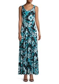 MICHAEL MICHAEL KORS Spring Floral Maxi Dress