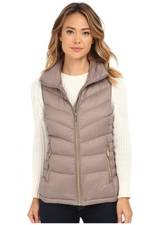 MICHAEL Michael Kors Stand Collar Packable Vest