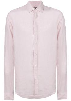 Michael Michael Kors straight-fit shirt - Pink & Purple