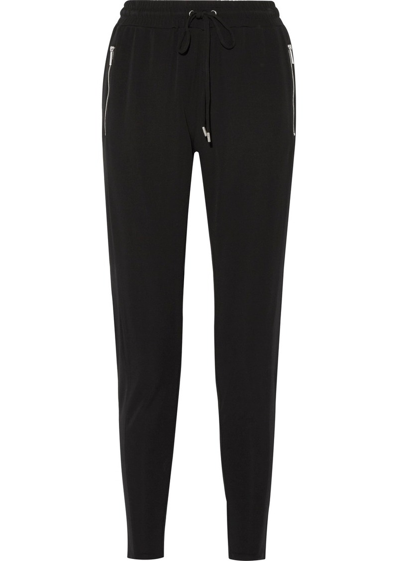 MICHAEL Michael Kors Stretch-jersey track pants