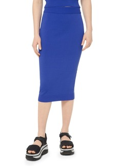 MICHAEL Michael Kors Stretch Pencil Skirt