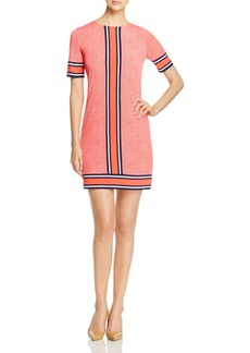 MICHAEL Michael Kors Stripe Border Dress