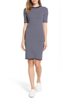MICHAEL Michael Kors Stripe T-Shirt Dress
