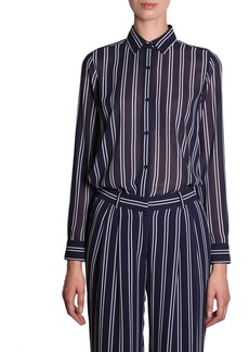 MICHAEL Michael Kors Striped Shirt