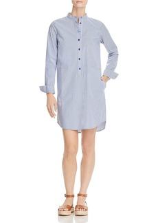MICHAEL Michael Kors Striped Shirt Dress - 100% Exclusive