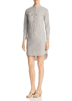 MICHAEL Michael Kors Striped Shirt Dress