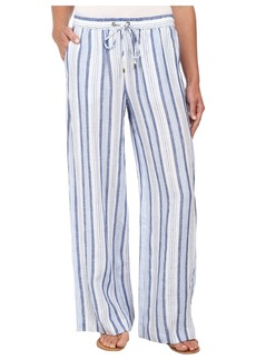 MICHAEL Michael Kors Striped Wide Leg Pants