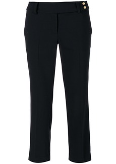 Michael Michael Kors tailored cropped trousers - Black