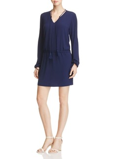 MICHAEL Michael Kors Tassel Trim Dress - 100% Exclusive