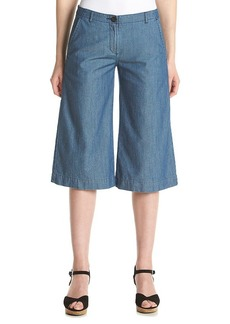 MICHAEL Michael Kors® Tencel Denim Coulotte Pants