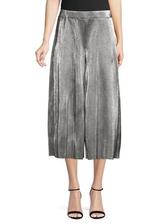 MICHAEL Michael Kors Textured Cropped Pants