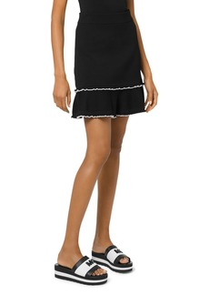 MICHAEL Michael Kors Tiered Ruffled Mini Skirt