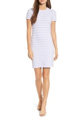 MICHAEL Michael Kors Tiered Sheath Dress