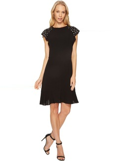 MICHAEL Michael Kors Triangle Studded Dress