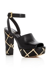 MICHAEL Michael Kors Trina Ankle Strap Platform Sandals