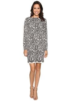 MICHAEL Michael Kors Umbria Lace Border Dress