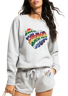 MICHAEL Michael Kors Unisex Rainbow Logo Sweatshirt
