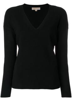 Michael Michael Kors v-neck sweater - Black