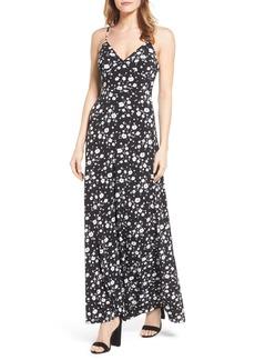 MICHAEL Michael Kors Verbena Print Jersey Maxi Dress