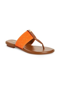 MICHAEL Michael Kors Verity Flip Flop (Women)