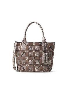 MICHAEL Michael Kors Vivian Medium Woven Tote Bag