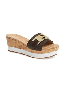 MICHAEL Michael Kors 'Warren' Platform Sandal (Women)