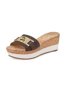 MICHAEL Michael Kors Warren Platform Wedge Sandal