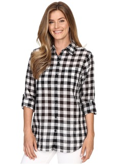 MICHAEL Michael Kors Water Front Button Down Top